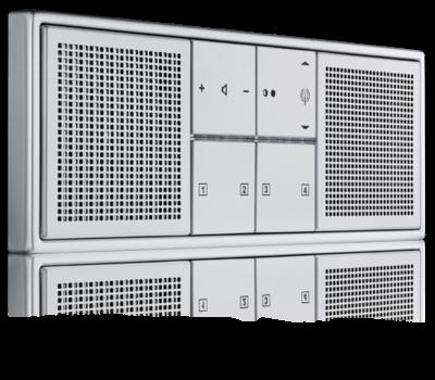 Inbouw radio voor schakelmateriaal - Euro-electronics.nl